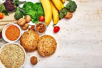 productos ricos en fibra para alimentación de los niños