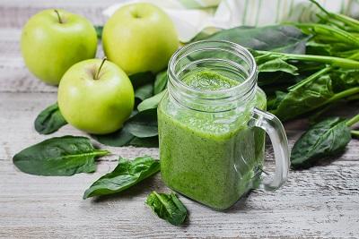 smoothies veganos verde 2021